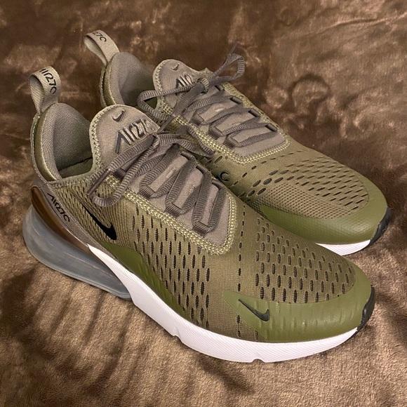 Nike Shoes | Nike Air Max 27 Olive